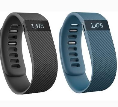 $79.98 Fitbit Charge Wireless Activity Wristband (Large)