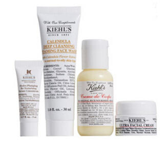 Free 4 Pc Gift with $85 Kiehl's Purchase @ Nordstrom