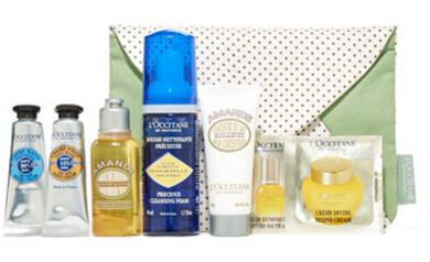 Free 7 Pc Gift with $65 L'Occitane Purchase at Nordstrom