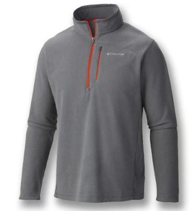 Columbia Men's Lost Peak 1/2 Zip Fleece