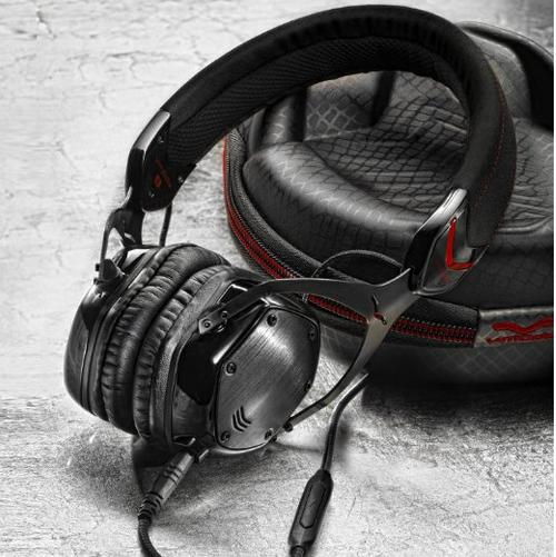 V-MODA Crossfade M-80 On-Ear Headphones