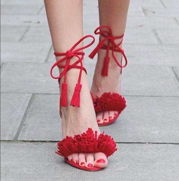 20% Off Aquazzura Shoes @ Rue La La