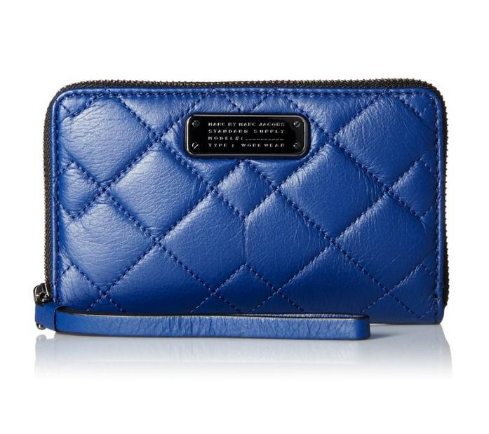 $60.21 Marc by Marc Jacobs Quintessential Wingman Wristlet
