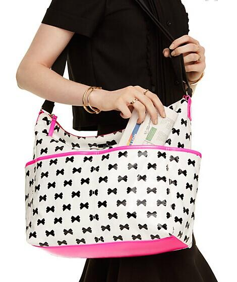 From $99 daycation serena baby bag @ kate spade