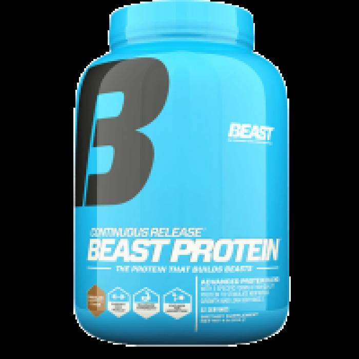 $29.74 Beast Sports Nutrition Beast Protein Chocolate 4 Lb - Chocolate (4 Pound Powder)
