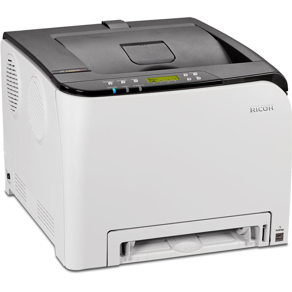 Ricoh SP C250DN Wireless Color Laser Printer