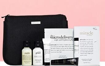 Free 6-Pc Deluxe Sample with any $35 philosophy purchase @ Nordstrom