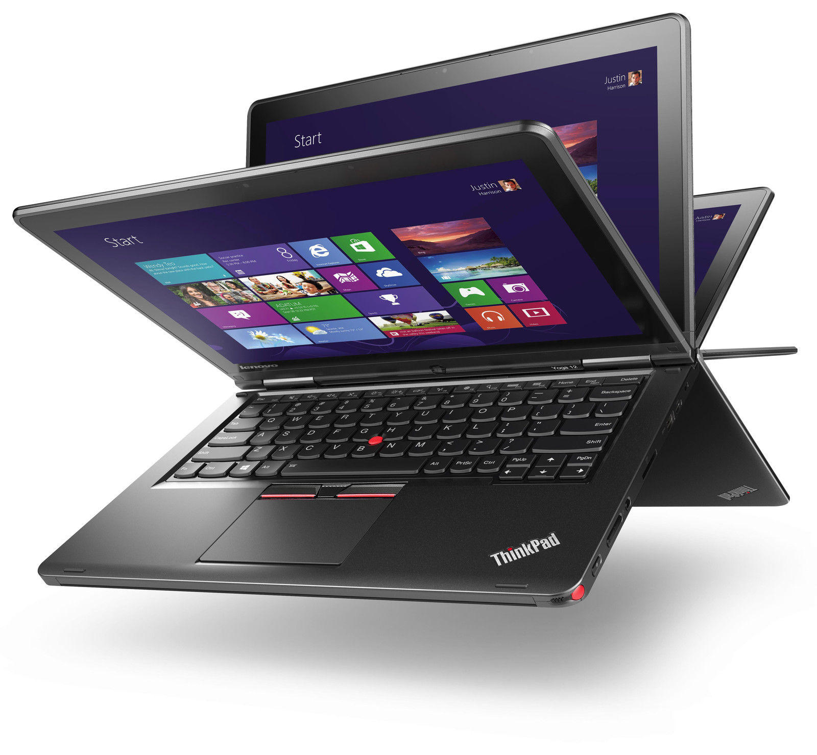 Lenovo ThinkPad Yoga 12 20DL0036US Ultrabook