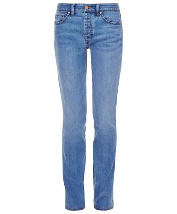 HIGH-WAIST JEAN @ Tory Burch