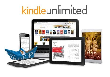 From $44.95 Kindle Unlimited Sale