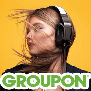 Additional 15% OFF Monster Headphones Deals @Groupon