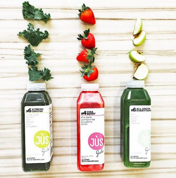 30% Off Juices + Free Shipping @ Jus by Julie