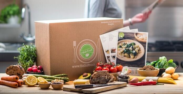 From $35 Hello Fresh @ Rue La La