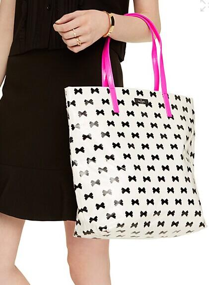 daycation bon shopper @ kate spade