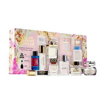 $55.25($114 Value) Sephora Favorites Deluxe Perfume Sampler @ Sephora.com