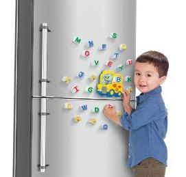 LeapFrog Fridge Phonics Magnetic Letter Set @ Amazon
