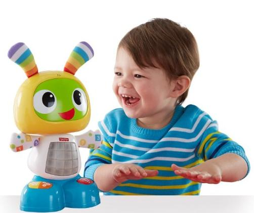 Fisher-Price Baby Bright Beats Dance and Move BeatBo @ Amazon