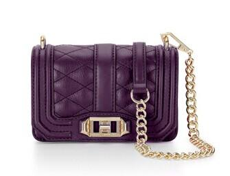 MINI LOVE CROSSBODY @ Rebecca Minkoff
