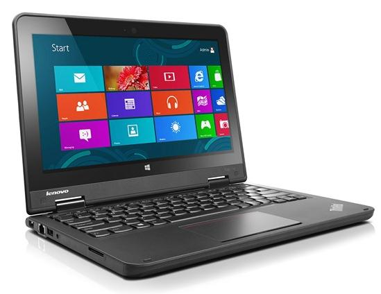 "$269.99 Lenovo Thinkpad Yoga 11E 11.6"" Touchscreen Convertible Ultrabook @ Woot!"
