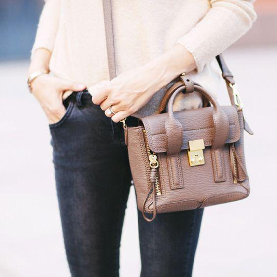 20% Off 3.1 Phillip Lim Pashli Leather Satchel Bag @ Otte