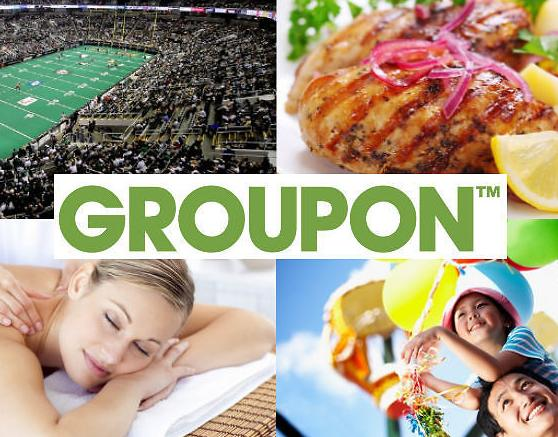 25% Off Local Deals @ Groupon