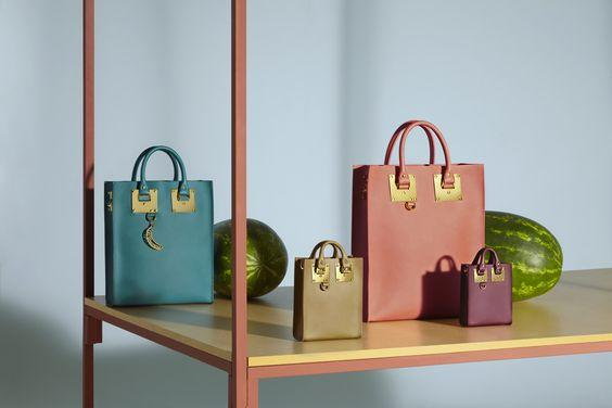 20% Off Sophie Hulme Handbags @ Otte