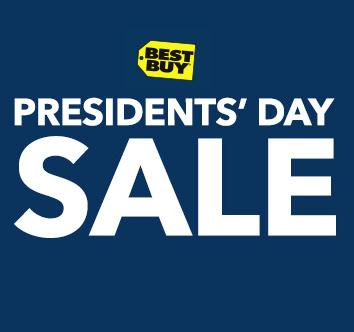 My Early Access Presidents' Day 4 Day Sale @Best Buy