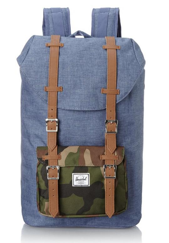 $50.39 Herschel Supply Co. Little America Mid-Volume