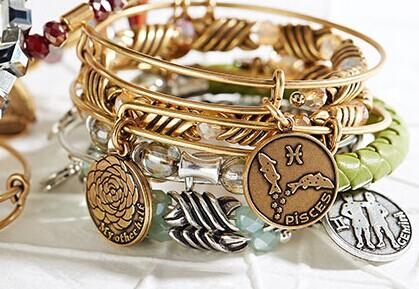 Up to 61% Off Alex and Ani Jewelry @ Hautelook