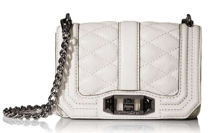 Rebecca Minkoff Mini Love Cross-Body Bag @ Amazon
