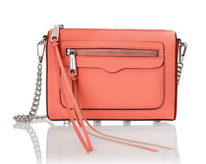 $77.81 Rebecca Minkoff Avery Cross-Body Bag