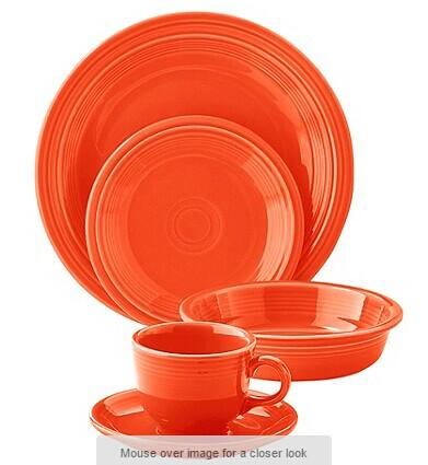 Buy 1 get 1 Free + Extra 15% Off Fiesta place settings @ Bon-Ton