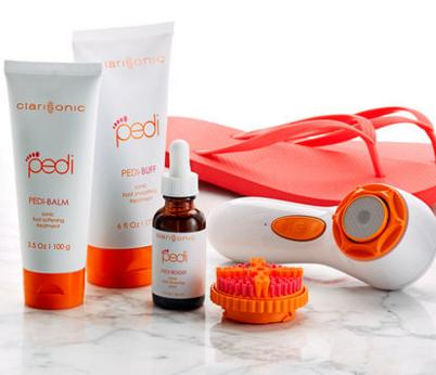 $49 Clarisonic Pedi Sonic Foot Transformation @ Clarisonic