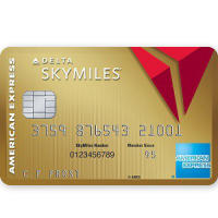 Get 30,000 bonus miles after required spend Gold Delta SkyMiles® Credit Card from American Express
