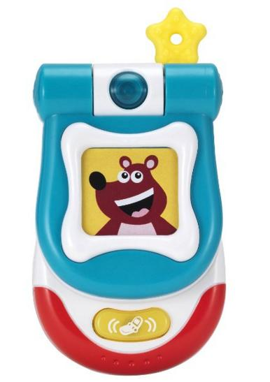 $3.8 Winfun Baby Genius and Winfun My Flip Up Sounds Phone @ Amazon