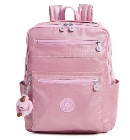 CAITY METALLIC BACKPACK  @ Kipling USA