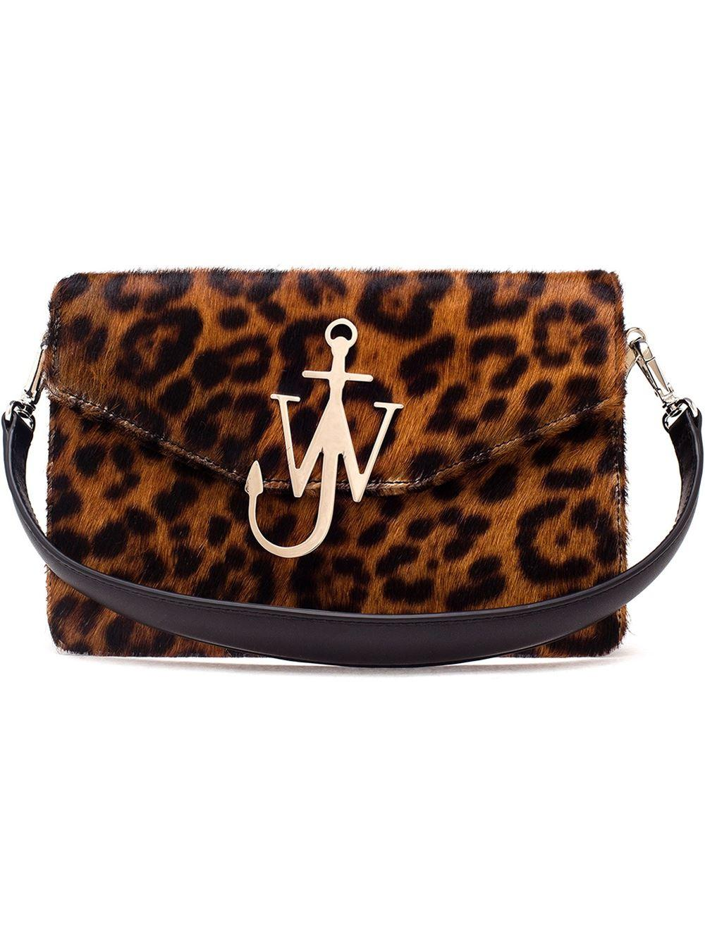 J.W. ANDERSON  logo shoulder bag On Sale @ Farfetch