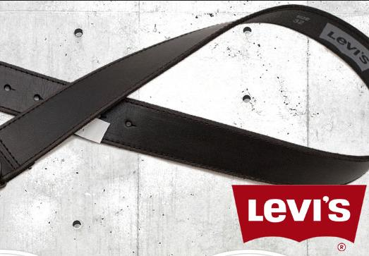 Up to 63% Off Levi's Belts Sale @ Amazon
