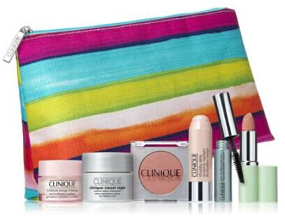 Free 7-Pc Gifts + NM Exclusive tote + beauty samples Clinique purchase @ Neiman Marcus
