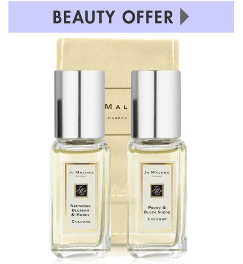 NM Exclusive tote + beauty samples with Jo Malone London purchase of $175 or more @ Neiman Marcus
