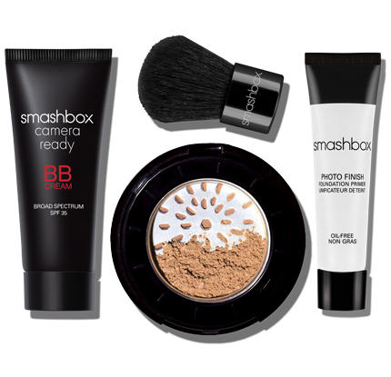 Free 5-piece Gift with Purchase Over $50  @ Smashbox Cosmetics