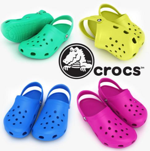 Buy One Get Up to Two 50% Off Select Styles @ Crocs