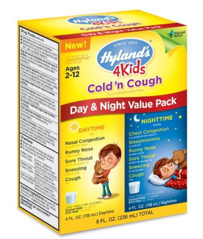 Extra 15% Off Hyland's 4 Kids @ Amazon