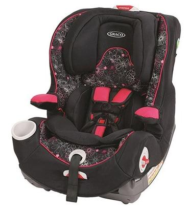 Graco SmartSeat All-in-One Car Seat, Jemma