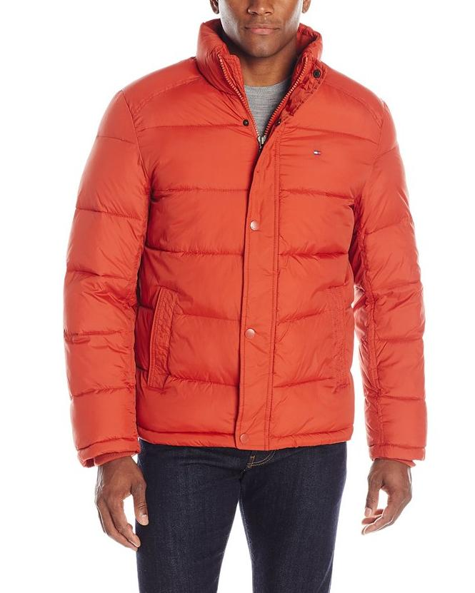 Tommy Hilfiger Men's Nylon Puffer Jacket @ Amazon