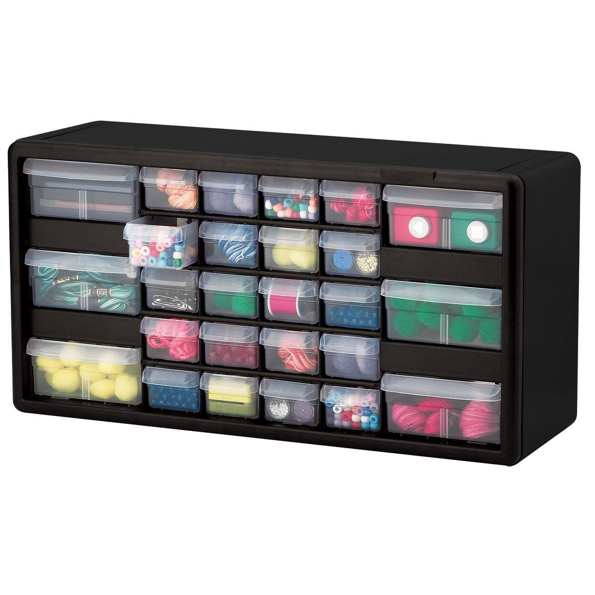 Akro-Mils 10126 26 Drawer Plastic Parts Storage Hardware and Craft Cabinet