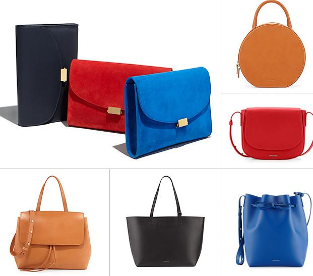 From $395 Mansur Gavriel Handbags & Shoes New Arrival @ Bergdorf Goodman