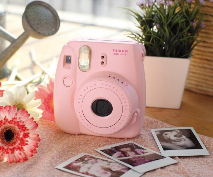 $55 Fuji instax mini 8 Fujifilm instant Film Camera