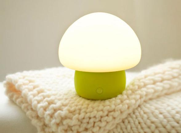 Lowest price! $23.99 Emoi Multicolor Emotional Mushroom Yoga Lamp