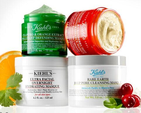 Free 8-Pc Gift on orders $50 or more! @ Kiehls